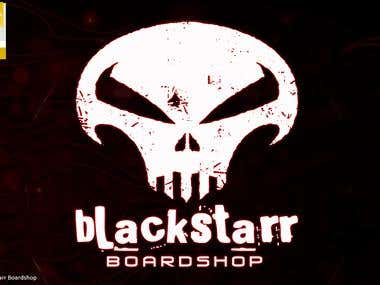 Blackstarr Boardshop Winning Design