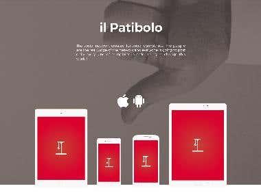 Il Patibolo - anti social network mobile app