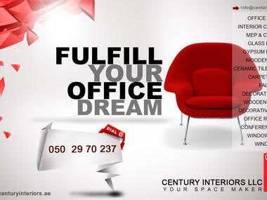 CENTURY INTERIORS LLC