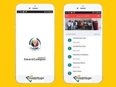 MACERC CAMPUS ANDROID APP