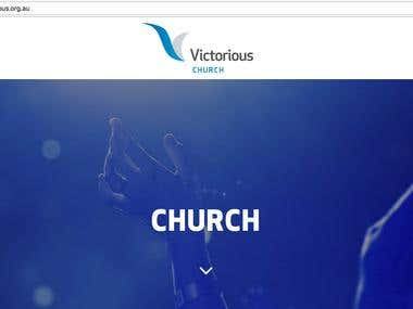 Victorious Church http://iamvictorious.org.au/