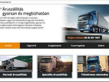 Áruszállítás gyorsan és megbízhatóan http://www.tolosifuvaro