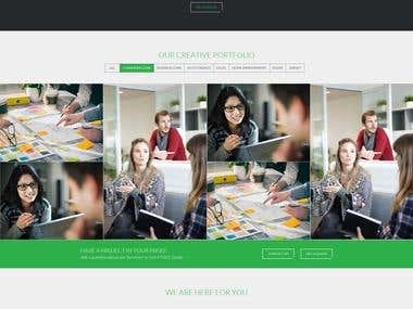 web template designs