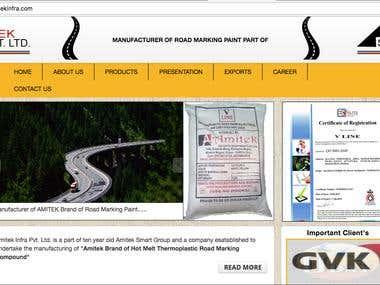 Amitek Infra Pvt. Ltd. http://www.amitekinfra.com/