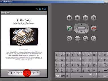 PDF to Android Application.