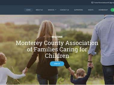 Monterey County Association of Families Caring for Children