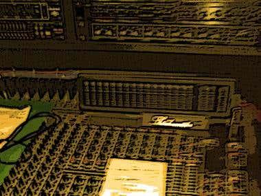 Smash Yo Records Charity Studio