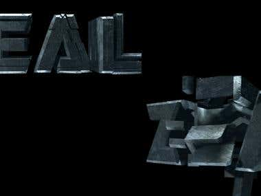 Zeal 2011 Title animation.