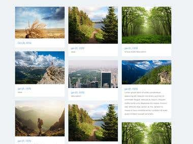 NatureSnap REST API