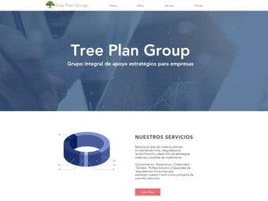 Web Tree Plan Group