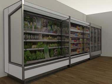 Feria Para Supermercado