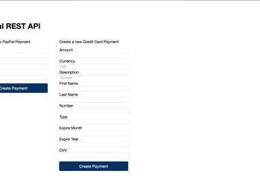 PayPal Integration using Node.JS