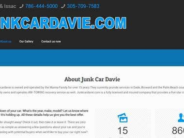 junkcardavie.com