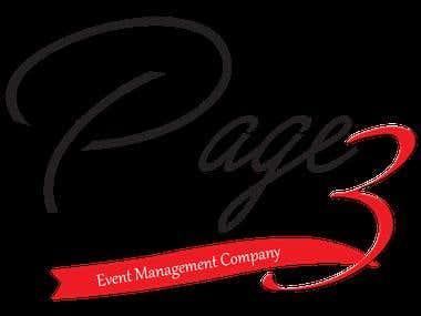 Event management website Design By Me