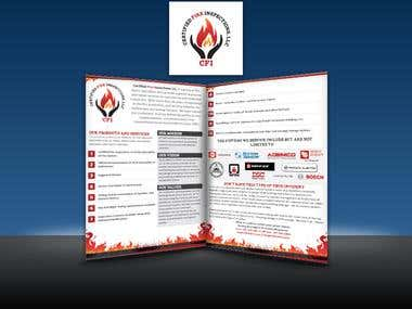 Logo and Brochure Design