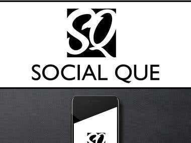 Social Que - Logo