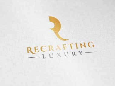 Recrafting Luxury Logo