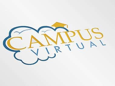 Campus Virtual Logo