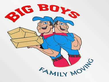 Big Boys Logo