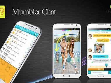 Mumbler Chat