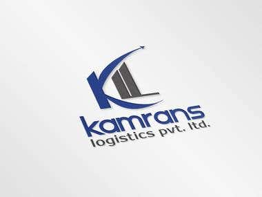 Kamrans Logistics Website design