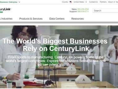 CenturyLink.com - An Intranet for an Industry Leader