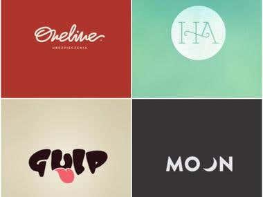 minimilistic logos