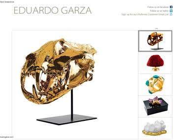 Eduado Garza - Ecommerce
