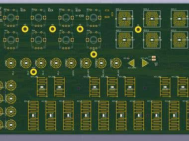 PCB design in KiCAD