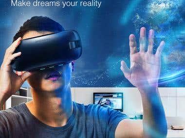 Samsung - VR