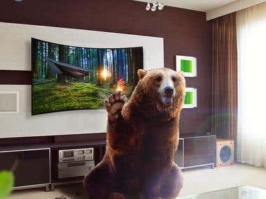 Samsung - HD TV