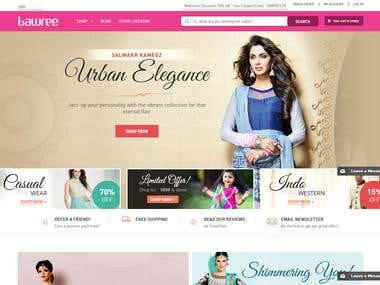 Baware Online Store