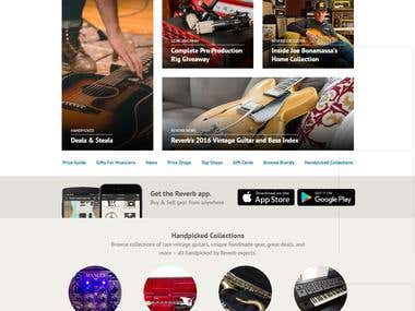 Music Instruments Buy & Sell Marketplace