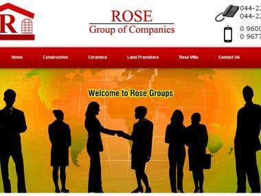 Rose Groups
