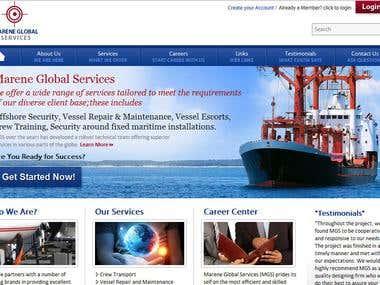 Joomla Website: http://marenegs.com/