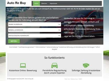 Auto Shipper Website
