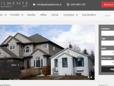 Real Estate Theme Installation and Demo Setup