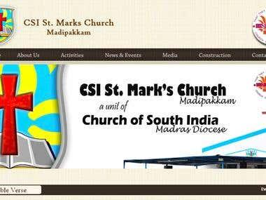 CSI St.Marks Website