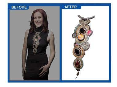 Jewelry Image crop