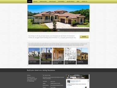 Richardsoncustomhomes - Wordpress