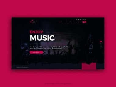 60mlmusic - Social community portal