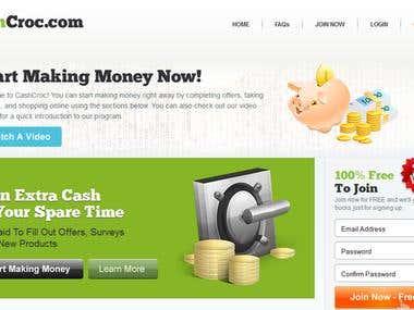 CachCroc - Website Testing