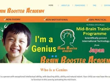 Brain Booster Academy