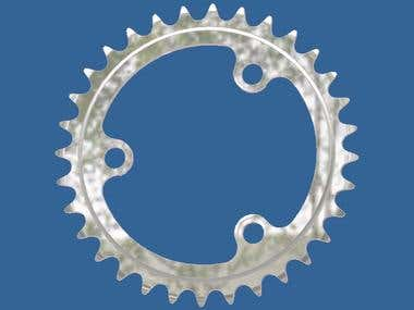 Sprocket and Chainring Design