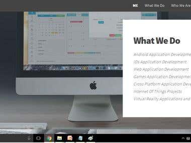 ME Website