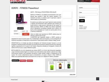 Web site design / development - JOOMLA CMS