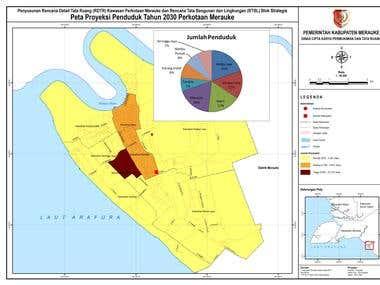 Merauke City Mapping Project
