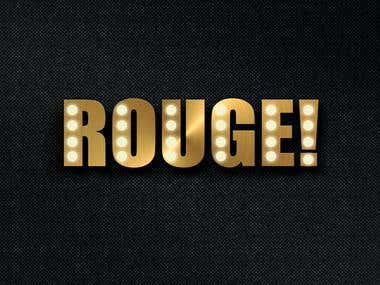 Rouge Night Club Logo