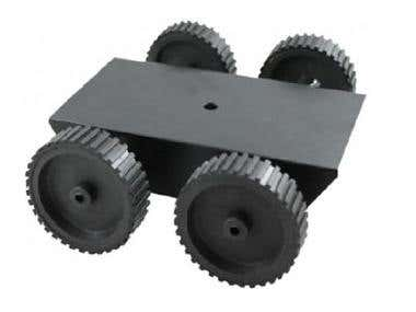 Wheel Robotic Platform