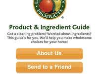 Earth Friendly Products Guide